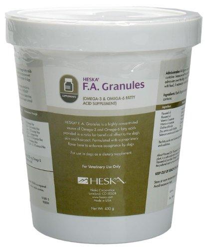 DISCONTINUED BY MFR 10-4-11 Heska F.A. Granules (1 lb), My Pet Supplies