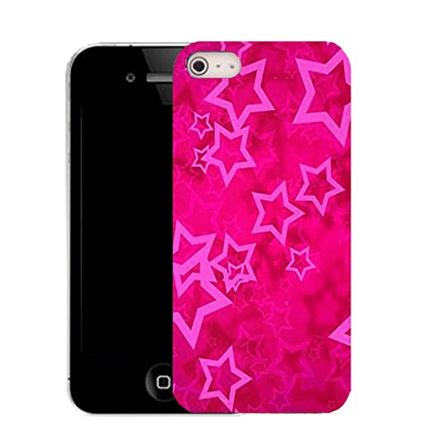 Mobile Case Mate IPhone 5S clip on Silicone Coque couverture case cover Pare-chocs + STYLET - sassy pattern (SILICON)