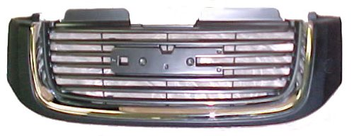 OE Replacement GMC S15 Jimmy/Envoy Grille Assembly (Partslink Number GM1200465)