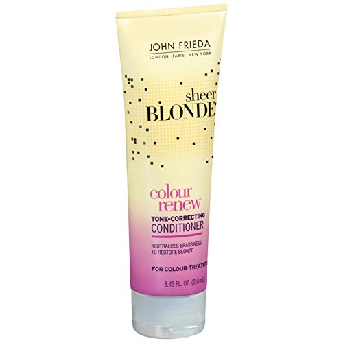 John Frieda Sheer Blonde Color Renew Tone Restoring Conditioner - 8.45 oz ()