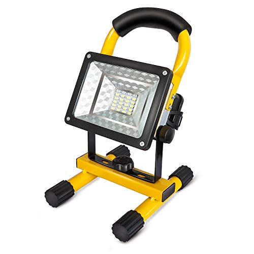 Portable Rechargeable Flood Lights in US - 7