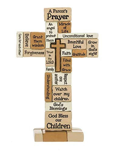 (Ganz Parent's Prayer Collage Cross)