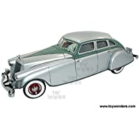 18136SV Signature Models - Pierce-Arrow Silver 10v57qul Arrow Hard Top (1933, 1/18 scale diecast model car, Silver) 18136 69bd3jcnvd diecast car model 18136SV SIGNATURE MODELS