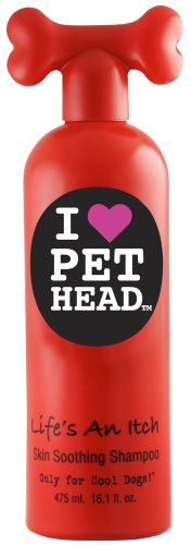 Pet Head Life's an Itch Skin Soothing Shampoo, 16.1 fl.Ounce, My Pet Supplies