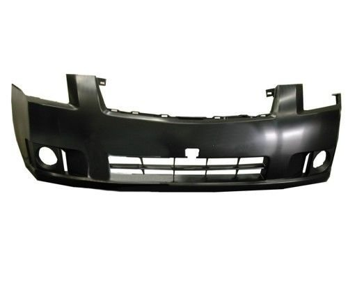 OE Replacement Nissan/Datsun Sentra Front Bumper Cover (Partslink Number NI1000241)