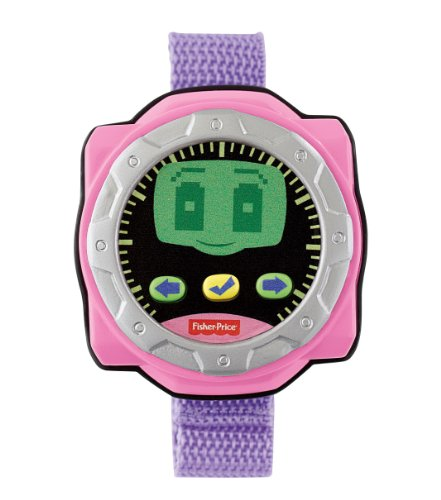 Fisher-Price Smart Watch for Girls by Fisher-Price