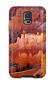 Top Quality Rugged Bryce Canyon Case Cover For Galaxy S5