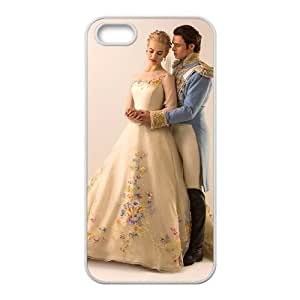 iphone5 5s phone cases White Cinderella cell phone cases Beautiful gifts PYSY9402798