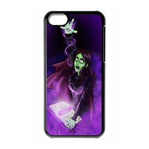JamesBagg Phone case Musical Wiched Protective Case For Iphone 5c Style 1