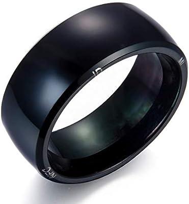 MYIYI Smart Ring - Pulsera Inteligente Unisex para Smartphone ...