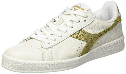 Wn Sneakers C1070 Game Per gold White Diadora Donna aEd4qnUw