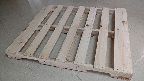 Patchwood PW4840N-83-25-x10 #1 Wood Pallet 48 x 40 (Pack of 10) by Patchwood Products Inc.