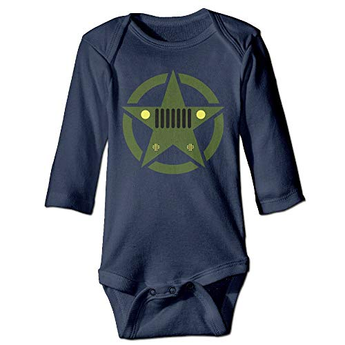 Off Road Star Army Green Child Fashion Jumpsuit Bodysuit Jumpsuit Outfits Jumpsuit Casual Clothing