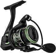Piscifun Viper X Spinning Fishing Reel - 5.2:1/6.2:1 High Speed Fishing Reel, 10+1BB, Lightweight Ultra Smooth
