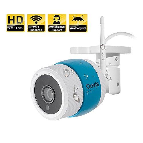 Ouvis C1 Pro HD Waterproof WIFI Outdoor Wireless Security Ca