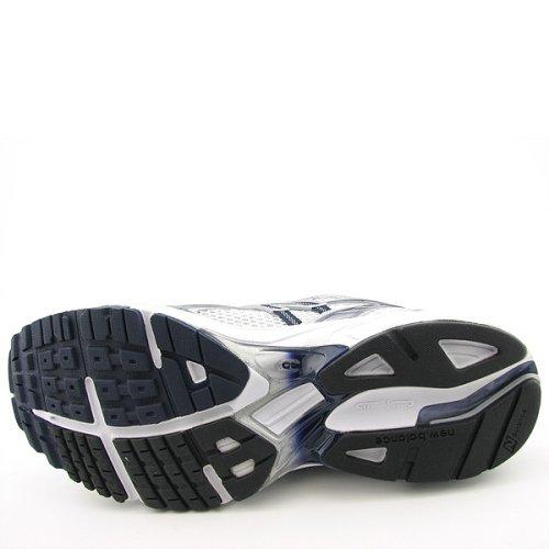MR1061SB New Balance MR1061 Mens Running Shoe White/Grey/Blue 2ALDZ
