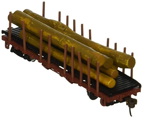 Bachmann ACF 40' Log Car 1906-1935 Version - N Scale for sale  Delivered anywhere in USA