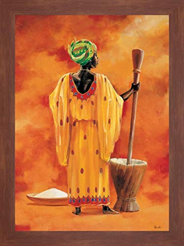 African Lady 2-3 by Renee - 30