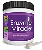 NUSENTIA Enzyme Miracle | Pet Enzymes (Advanced Plant-Based Powder) - 100 Servings - Systemic & Digestive Enzymes - Natural Supplement