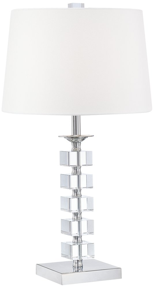 Stacked cubes crystal table lamp by vienna full spectrum amazon aloadofball Images