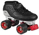 Chaya Onyx Quickly Quad Derby Roller Skate (EUR 46 / US 14)