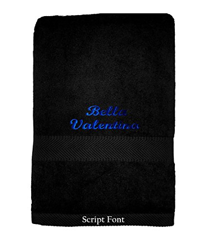 byLora Premium Personalized Cotton Hand Towel 18