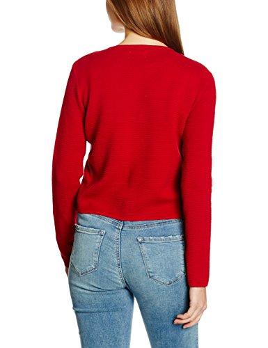 NIZZIN Bolero Daisy Rouge Red Femme Z11TqrX8