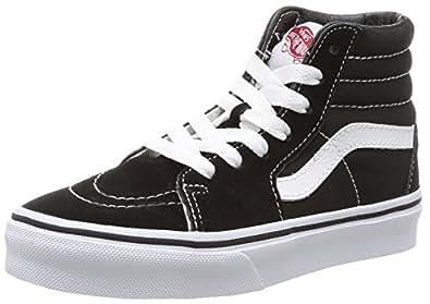 Amazon Com Vans Kids Sk8 Hi Reissue Lite Skate Shoe