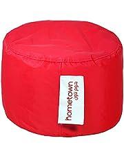 بين باج بي في سي دوت صغيرة من هوم تاون، 28×40 سم - احمر