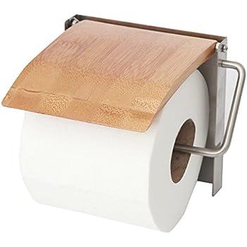 Low Cost Design House 561209 Dalton Toilet Paper Holder Honey Oak