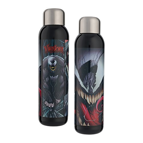 Vandor 26055 Marvel Venom 22 oz. Stainless Steel Water Bottle
