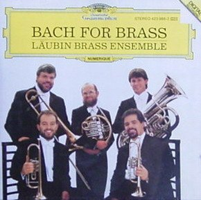 Bach for Brass: Prelude and Fugue in G Major, BWV 541; Chorale
