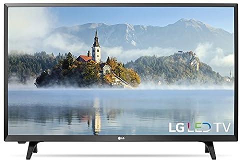 LG Electronics 32LJ500B 32-Inch 720p LED TV (2017 Model) - 32 Class Lcd