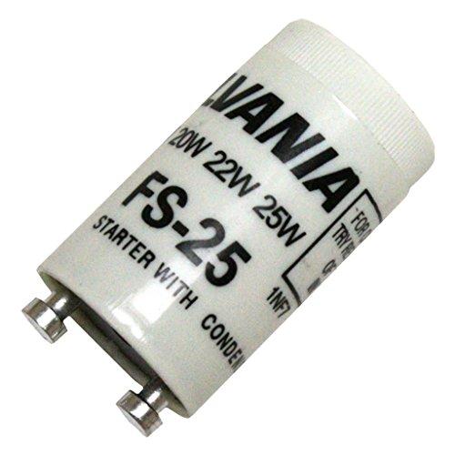 Sylvania 42512 - FS-25 Ballast Starter (Starter Fs25)