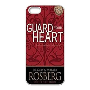 Guard Your Heart Popular Case for Iphone 5,5S, Hot Sale Guard Your Heart Case