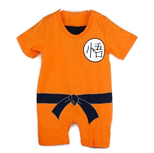 Rush Dance One Piece Super Hero Baby Muscle Superman Superboy Romper Onesie Cape (95 (18-24M), (Baby Boys Movie)