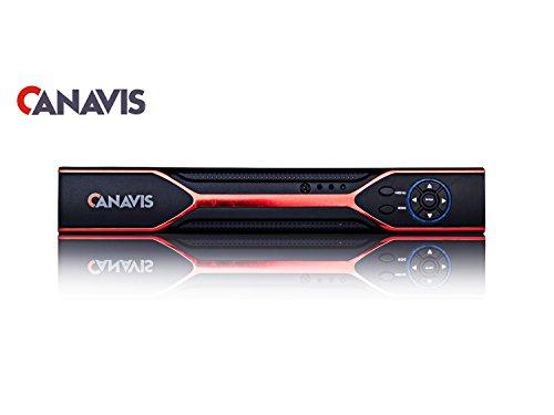 Review CANAVIS AHD 8CH 960H