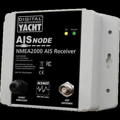 DIGITAL YACHT ZDIGAISNODE AISnode NMEA 2000 AIS Receiver