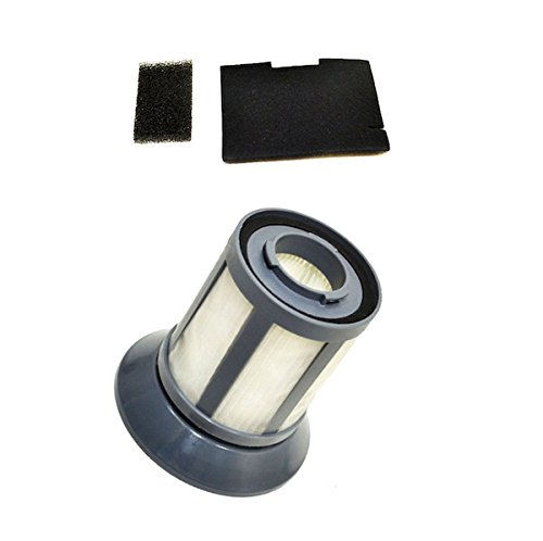 Compatible Dirt Cup Filter Kit for Bissell Zing 34Z1 64892 6489 10M2 203-1532 203-1772, Washable and Reusable