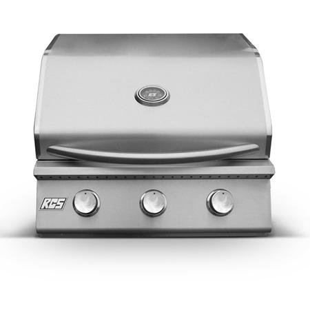 Rcs Premier Series 26 Inch Built-in Propane Gas Grill - -