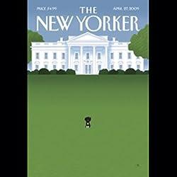 The New Yorker, April 27th, 2009 (Lauren Collins, Margaret Talbot, Jill Lepore)