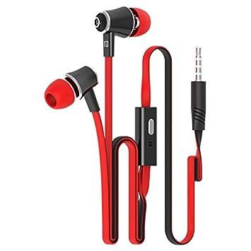 Mpow Auriculares In-Ear Sonido EstéReo (con MicróFono) Smartphones Bq Aquaris, iPhone