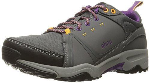 Image of Ahnu Women's Alamere Low Hiking Shoe, Granite, 7.5 M US