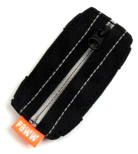 Paww Pick Pocket Pouch, Universal Fit, Small, Black