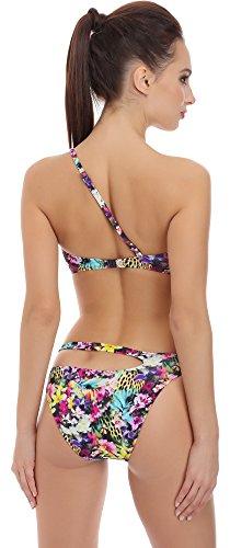 SHE Mujer Bikini Set Mei Patrón-16004