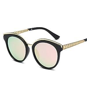 Moda Generosa Retro Tendencia Modelos Femeninos Polarizados Gafas De Sol,A2