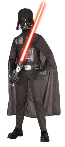 Rubie's Star Wars Darth Vader Standard Child Costume - -