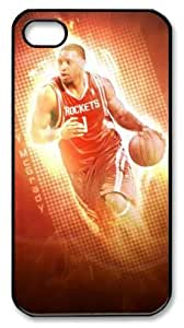 NBA Houston Rockets #1 Tracy McGrady Customizable Case For Iphone 4/4S Cover Case