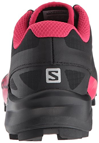 2 W Black Black Pink Pro Speedcross Traillaufschuhe Damen Salomon Schwarz 000 Virtual nq7taIvZ