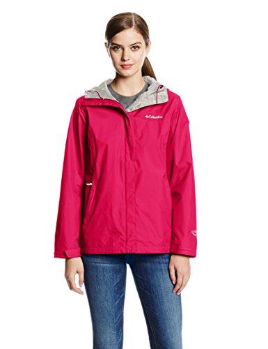 Columbia Women's Arcadia II Jacket, Bright Rose, Medium